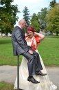 Fotografia: Married , fotograf: Andrea Sirkovská, tagy: svadba